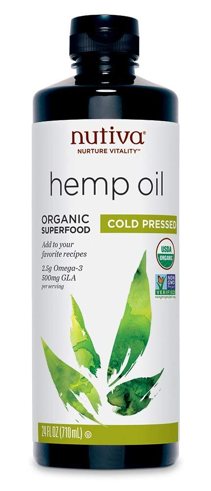 Hemp Seed Oil Amazon