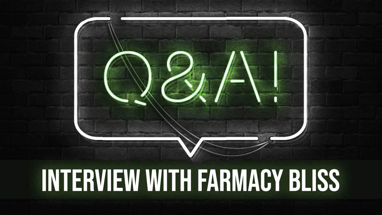 Interview with Farmacy Bliss