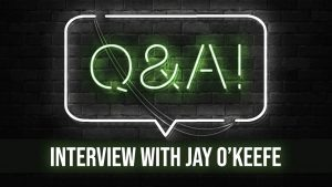 Interview with Jay O'Keefe, CEO and Founder of Bailey's CBD