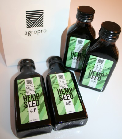 Agropro Hemp Seed Oil
